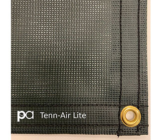 Tenn-Air Lite Windscreen (9' x 60'w/windows)