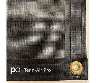 Tenn-Air Pro Windscreen (9' x 60' w/windows)