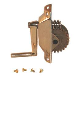 Replacement Mechanism-Edwards Inter
