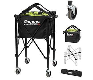 Gamma EZ Travel Cart Pro (250 balls)