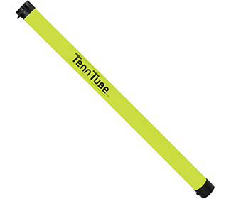 Tennis Tube Ball Retriever (21X) (Yellow)