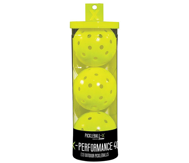 Franklin X-40 Pickleball (3x)(Optic)