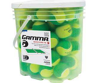 Gamma Quick Kids 78 Ball Bucket (48x)