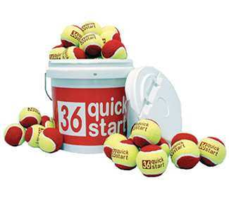 Quick Start 36 Ball Bucket (30 ball