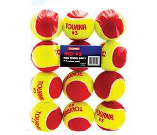Tourna Stage 3 Red Ball (12x)