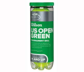 Wilson US Open Tournament Green Ball(24 Cans)