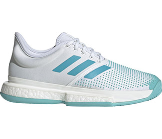100% authentic 9387a d4957 Adidas SoleCourt Boost Parley (W)