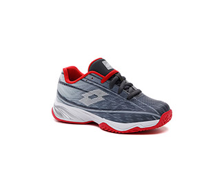 Lotto Mirage 300 Junior (Y) (Gray/Red)