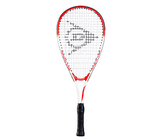 Dunlop Fun Mini Red Jr. (Strung) No