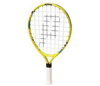 Prince Tennis Whizz 17 Jr (Strung) No Cover