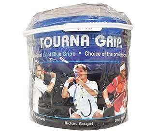 Tourna Grip Blue Roll (30x) Vinyl Case