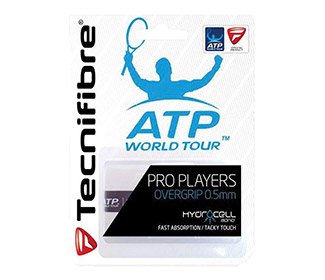 Tecnifibre Pro Players Overgrip (3x) White