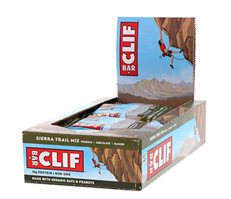 Clif Bars - Sierra Trail Mix (12/Case)
