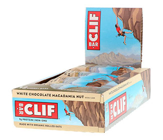 Clif Bars - White Chocolate Macadamia (12/Case)