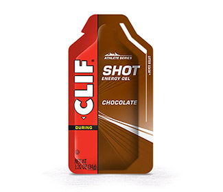 Clif Shot Chocolate Energy Gel (1x)