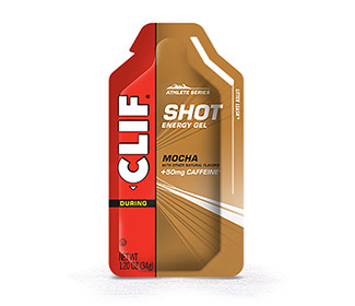 Clif Shot Mocha Energy Gel (1x)