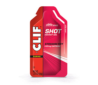 Clif Shot Strawberry Energy Gel (1x)
