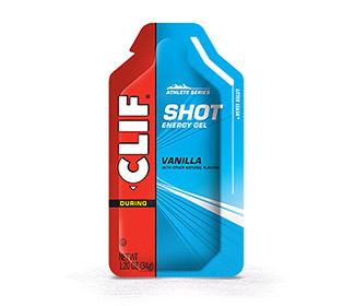 Clif Shot Vanilla Energy Gel (1x)