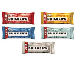 Clif Bar Builders (12/Case)
