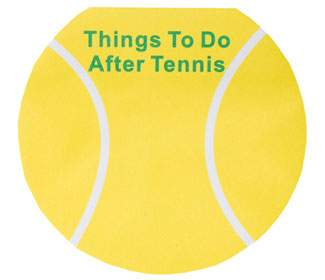 Tennis Post-It Notes (50X)