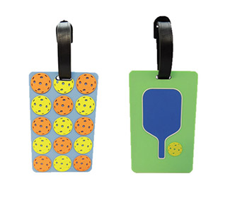 Pickleball Bag Tags (1x)