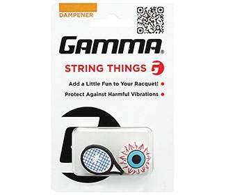 Gamma Strings Things (2x) (Racquet/Eye)