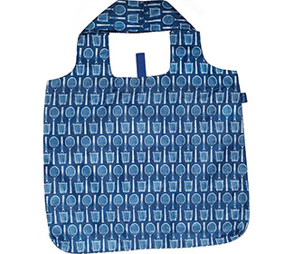RockFlowerPaper Wimbledon Navy Reusable Bag