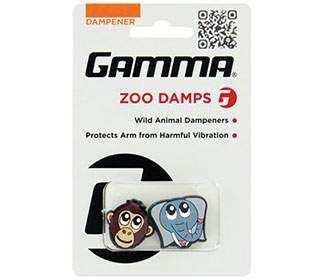 Gamma Zoo Damps (Monkey/Elephant)