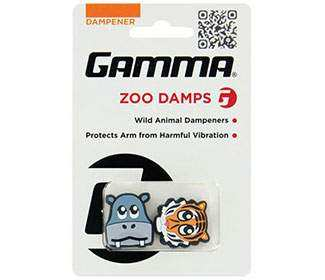 Gamma Zoo Damps (Hippo/Tiger)