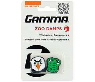 Gamma Zoo Damps (Eagle/Gator)
