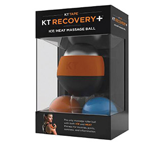 KT Recovery+ Ice/Heat Massage Ball