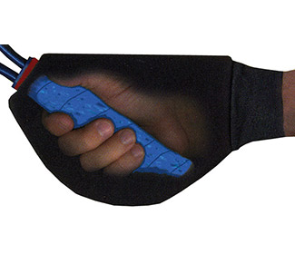 Tourna Hot Glove Tennis Mitt