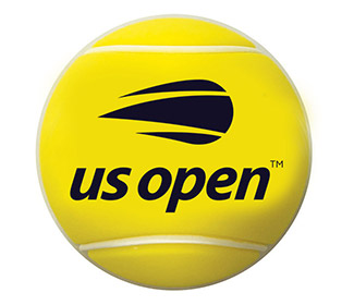 US Open Tennis Ball Magnet