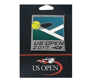 "US Open 2017 ""Court"" Pin"
