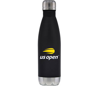 US Open Water Bottle (Black)