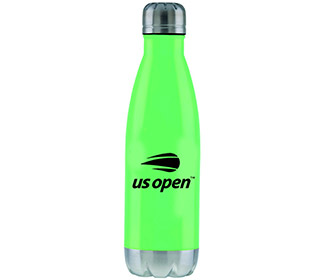 US Open Water Bottle (Lime)
