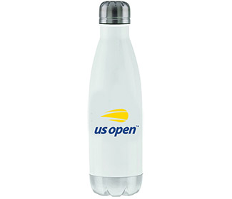 US Open Water Bottle (White)
