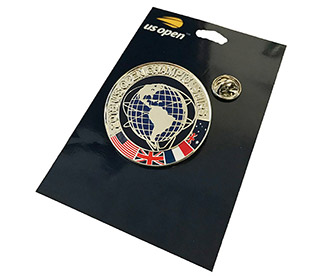 "US Open 2018 ""Championships"" Pin"