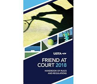 USTA Friend at Court 2018 Handbook