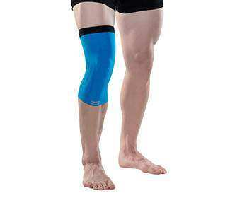 Zenzah Compression Knee Sleeve (Blue)