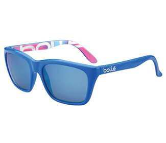 Bolle 527 Retro Shiny Blue/Bolle Graphics