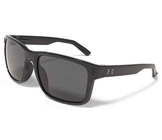 Under Armour Assist (Gray Polarized Lens) Bla