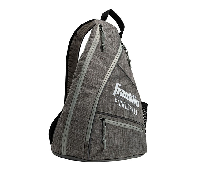 Franklin Pickleball Sling Bag (Grey)