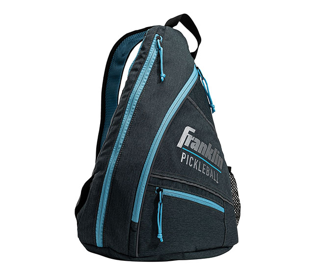 Franklin Pickleball Sling Bag (Grey/Blue)