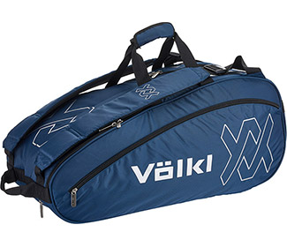Volkl Team Combi Bag (Navy/Silver)