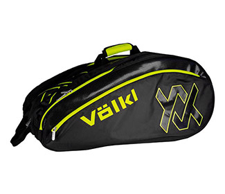 Volkl Tour Mega Bag (Black/Neon Yellow)