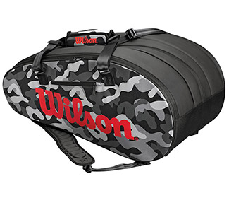 Wilson Super Tour Camo 15-Pack