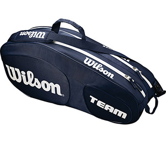 Wilson Team III Blue 6-Pack