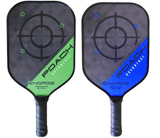 Engage Pickleball Poach Advantage Paddle