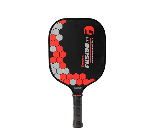Gamma Fusion LE Pickleball Paddle